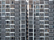 Alti appartamenti di aumento immagine stock libera da diritti