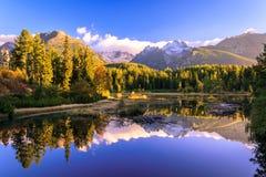 Alti tatras Fotografia Stock Libera da Diritti