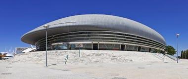 Altice arena aka Meo lub Pavilhao Atlantico pawilon Obrazy Royalty Free