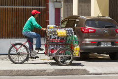 Altijd Coca Cola Royalty-vrije Stock Foto