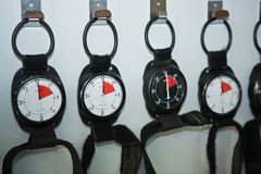 Altimeters Stock Photography