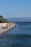 Altinoluk Beach Royalty Free Stock Image