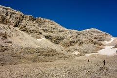 Altipiano delle Pale di San Martino - Dolomites - Italy Royalty Free Stock Photos