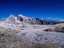 Altipiano delle Pale di San Martino - Dolomites - Italy Royalty Free Stock Photo