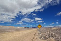 Altiplano #3 Royalty Free Stock Photos