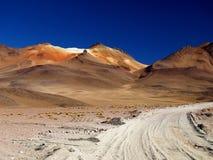 Altiplano Fotografía de archivo libre de regalías
