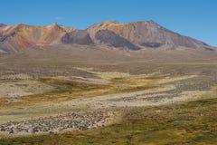 Altiplano Stock Photo