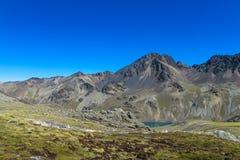 Altiplano berg Arkivbilder