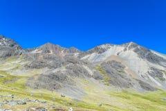 Altiplano berg Arkivbild