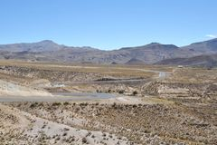 Altiplano. Bolivia Royalty Free Stock Images