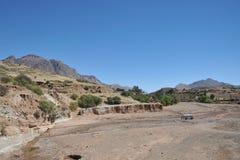 The Altiplano. Bolivia Stock Photos