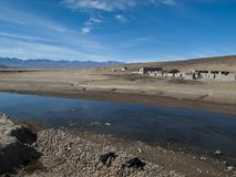 Altiplano in Bolivia Stock Images