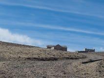 Altiplano in Bolivia. View at Altiplano in Bolivia stock photo