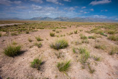 Altiplano of China Stock Photography