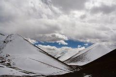 Altiplano jokul. Great altiplano jokul in tibet Royalty Free Stock Image