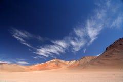 Altiplano liggande Arkivfoton