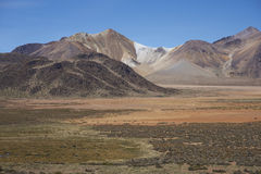Altiplano of Northern Chile Stock Photo