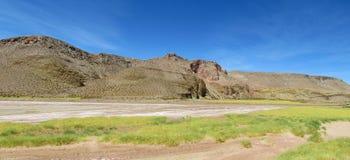 Altiplano valley stock photos