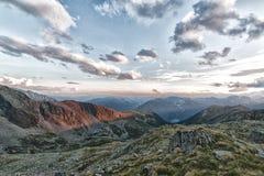Altitude, Beautiful, Clouds Royalty Free Stock Photos