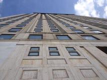 Altitude de bâtiment Images libres de droits