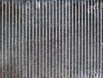 Altmetall-Grill stockbild