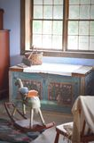 Altmodische Kindertagesstätte Lizenzfreie Stockbilder