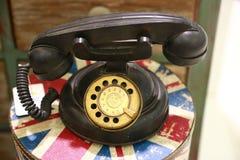 Altmodisches Telefon Lizenzfreies Stockbild