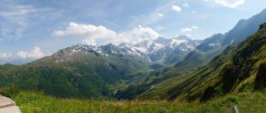 Alto Adige Alps Lizenzfreie Stockfotos