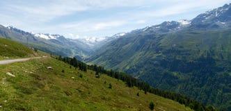 Alto Adige Alps Stock Photography