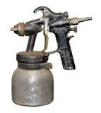 Alto arma de espray de la alimentación de la succión del preassure Fotografía de archivo libre de regalías