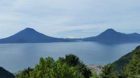 Alto atitlan del lago Fotos de archivo