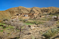 Alto atlante (Marocco) Fotografie Stock