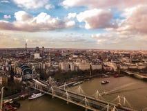 Alto aumento di Londra immagine stock libera da diritti