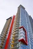 Alto aumento a Vancouver Immagine Stock Libera da Diritti