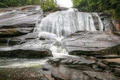 Alto bosque del estado de Du Pont de las caídas Fotos de archivo libres de regalías