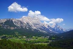 Alto camino alpino de Grossglockner. Austria imágenes de archivo libres de regalías