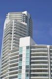 Alto condominio di lusso di aumento Immagine Stock