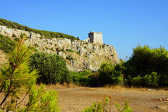 Alto de ` de vallon de Torre Santa Maria, Puglia Image stock