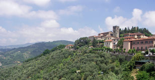 Alto de Montecatini Photographie stock