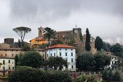 Alto de Montecatini, Italia Imagens de Stock
