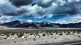 Alto desierto Imágenes de archivo libres de regalías