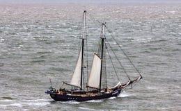 ` Alto do tornado do ` dos navios fotografia de stock