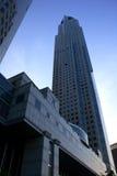 Alto edificio del suelo imagen de archivo