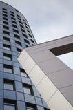 Alto edificio moderno Foto de archivo libre de regalías