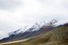 Alto en el Himalaya, Ladakh, la India Fotografía de archivo