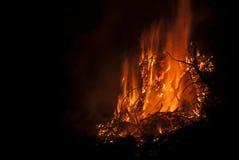 Alto Fire #1 Imágenes de archivo libres de regalías