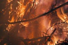 Alto Fire #9 Stockfotos