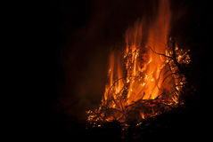 Alto Fire #1 Royalty Free Stock Images