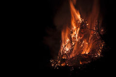 Alto Fire #2 Stock Images