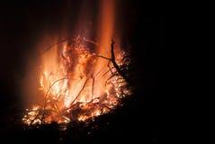 Alto Fire #3 Royalty Free Stock Photo